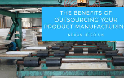 The Benefits of Outsourcing Your Product Manufacturing