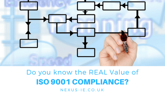 The Value of ISO 9001 Compliance When Manufacturing a New Product