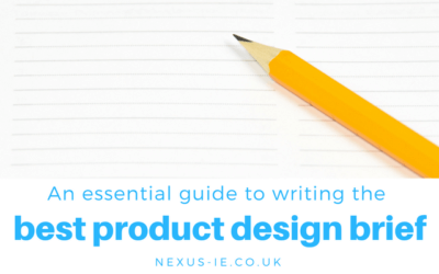 How to Write the Best Product Design Brief